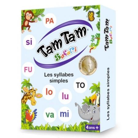 TAM TAM SAFARI LES SYLLABES