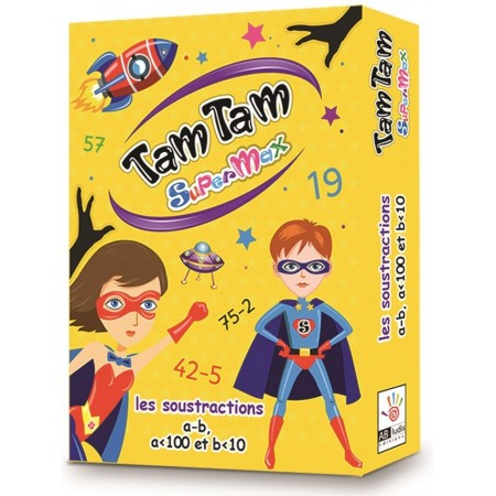 TAM TAM SOUSTRACTIONS SUPERMAX