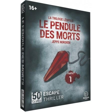 LE PENDULE DES MORTS : 50...