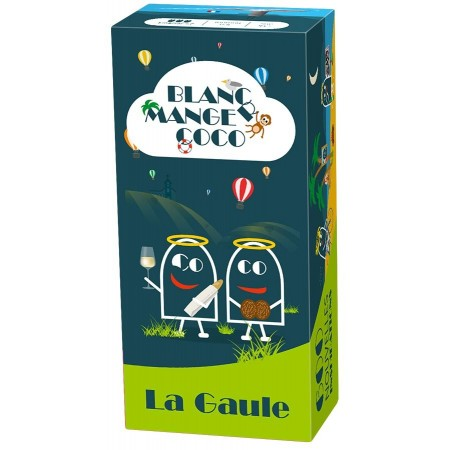 LA GAULE : BLANC MANGER...