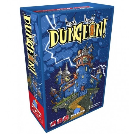 KNOCK KNOCK DUNGEON