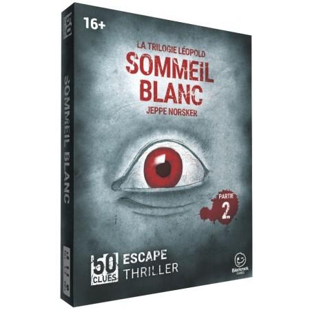 SOMMEIL BLANC : 50 CLUES