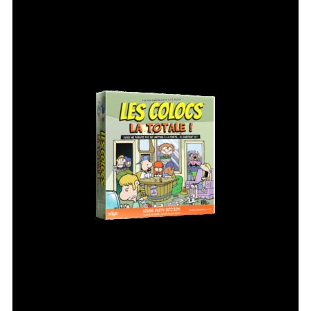 LES COLOCS : LA TOTALE...