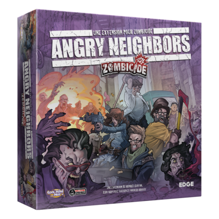 ANGRY NEIGHBORS : EXTENSION...