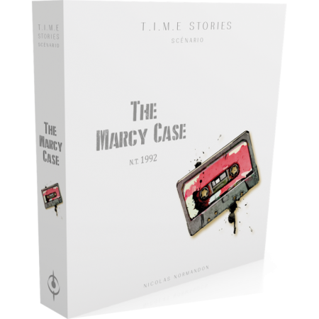 THE MARCY CASE - TIME STORIES