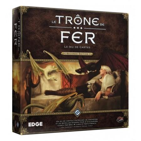 LE TRONE DE FER JCE -...
