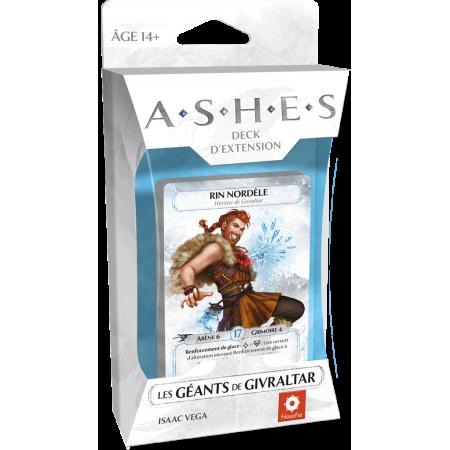 ASHES : LES GEANTS DE...