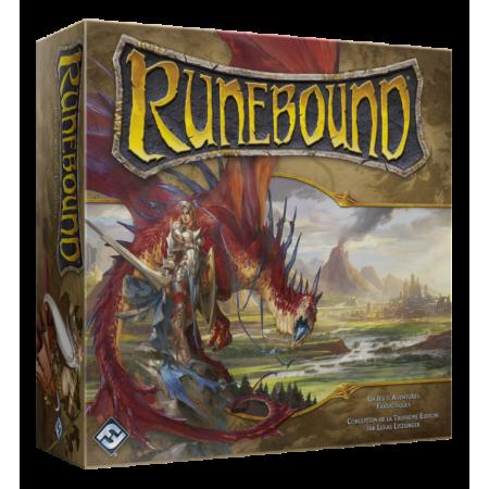 RUNEBOUND 3ND EDITION -...