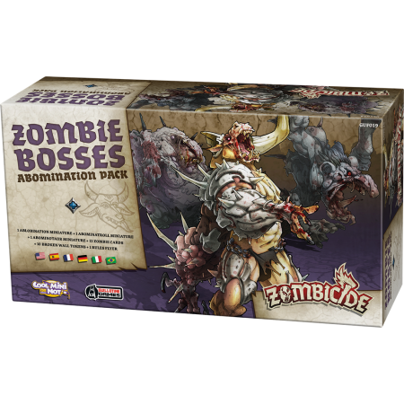 ABOMINATION PACK : ZOMBIE...