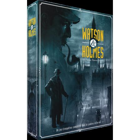WATSON & HOLMES