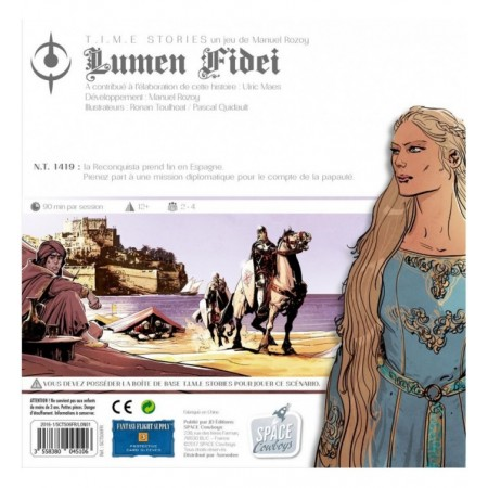 LUMEN FIDEI : TIME STORIES