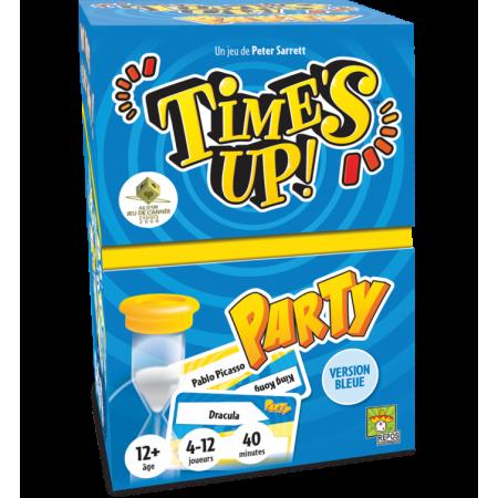 TIME S UP PARTY 2 BLEU