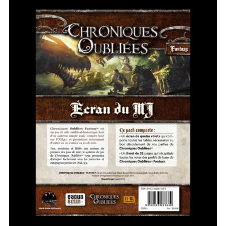 CHRONIQUES OUBLIEES: ECRAN...