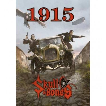 1915 : SKULL & BONES