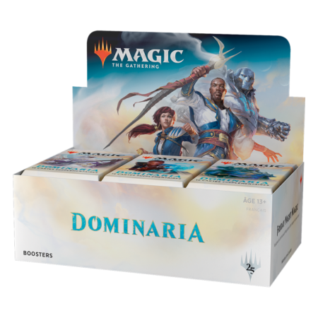 BOOSTER DOMINARIA FR