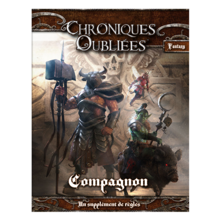 COMPAGNON: CHRONIQUES OUBLIEES