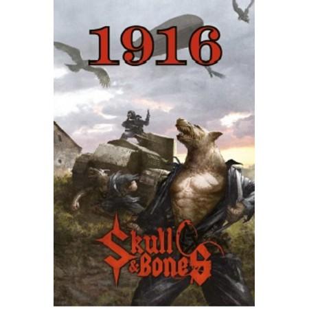 1916 : SKULL & BONES