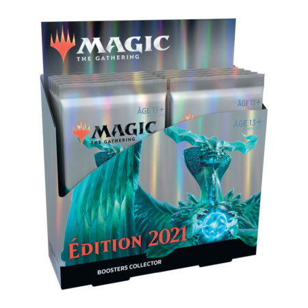 MTG : M21 COLLECTOR BOOSTER FR