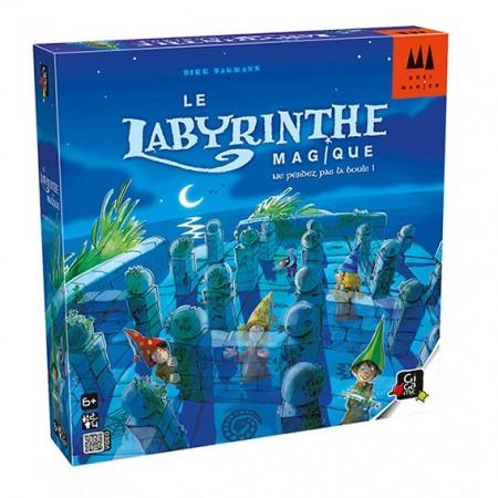 LE LABYRINTHE MAGIQUE [DAS...