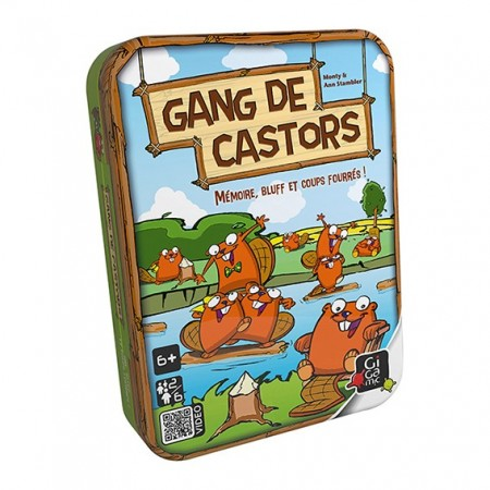 GANG DE CASTORS