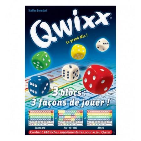 QWIXXX - RECHARGE BLOC DE...