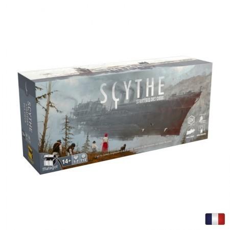 SCYTHE : STRATEGE DES CIEUX...