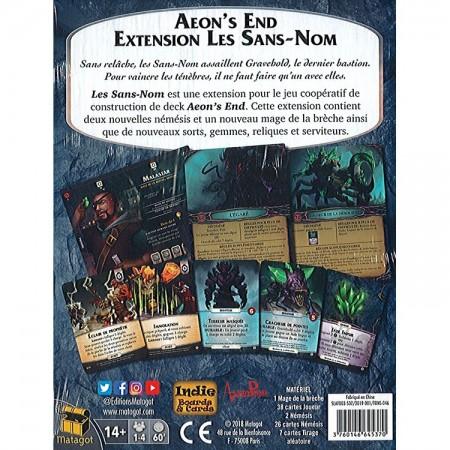 AEON'S END : LES SANS-NOMS...