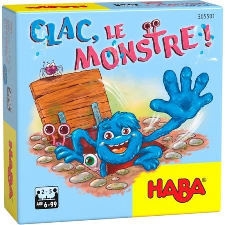 CLAC, LE MONSTRE !