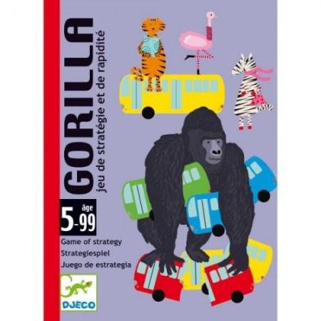 GORILLA - JEU DE CARTES