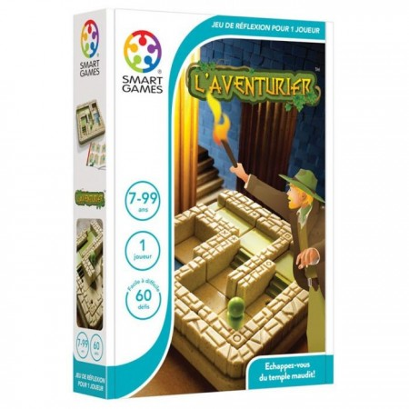 L'AVENTURIER (SMART GAMES)