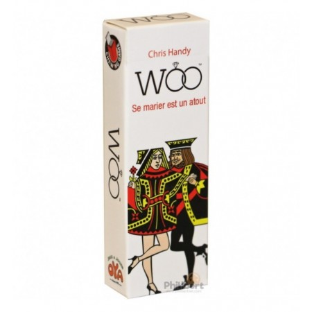 WOO - CHEWING GAME