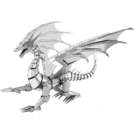 ICONX - DRAGON D'ARGENT...