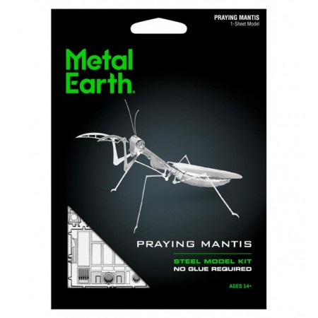 MANTE 12*9*4CM- METAL EARTH...