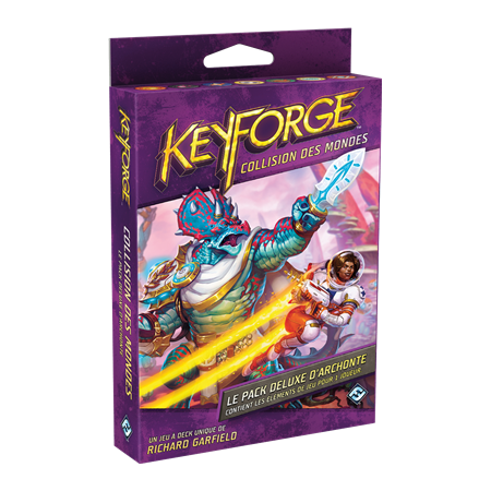 PACK DELUXE KEYFORGE SAISON...