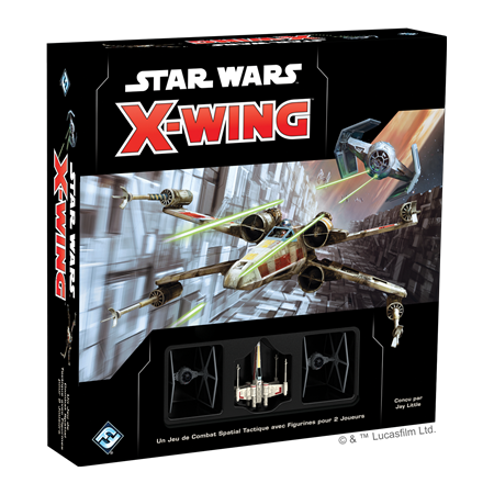 STAR WARS X-WING 2.0 : JEU...