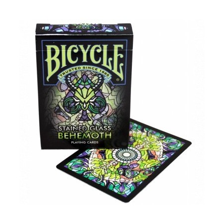BICYCLE BEHEMOTH STAINED GLASS