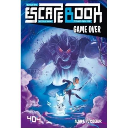 GAME OVER - ESCAPE BOOK JUNIOR