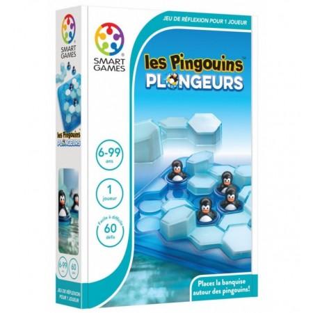 LES PINGOUINS PLONGEURS...