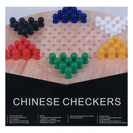 9060 DAMES CHINOISES 29CM
