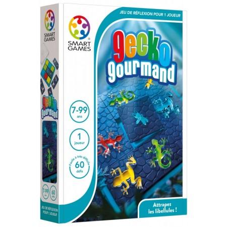 GECKO GOURMAND - COLOUR...