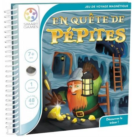 EN QUETE DE PEPITES (SMART...