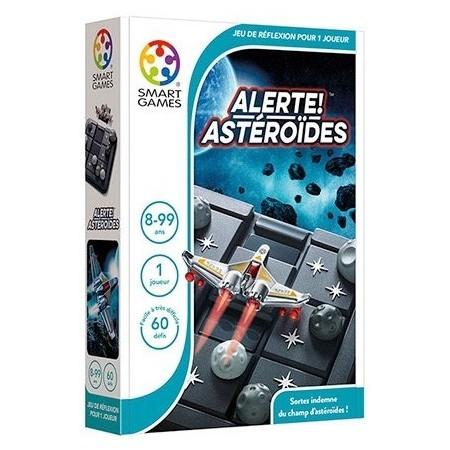 ALERTE ! ASTEROIDS (SMART...