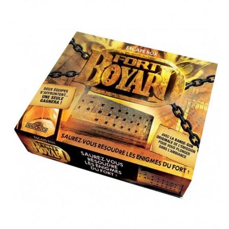 ESCAPE BOX FORT BOYARD