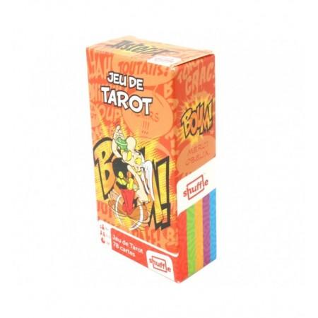 TAROT ASTÉRIX - 78 CARTES -...