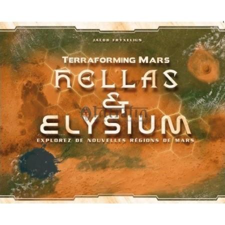 HELLAS & ELYSIUM : EXT...