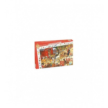 EQUITATION 200 PCS - PUZZLE...