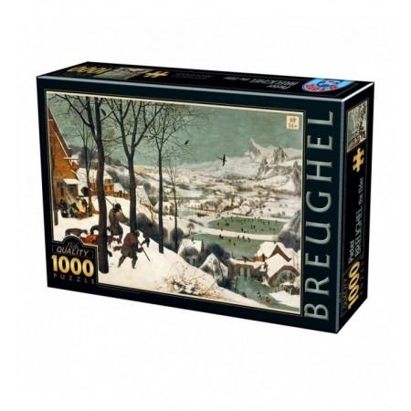 1000P BREUGHEL SNOW D-TOYS