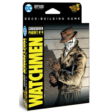 WATCHMEN : EXT 2 DC COMICS...