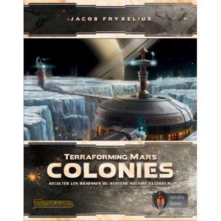 COLONIES : TERRAFORMING MARS