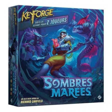 SOMBRES MAREES - BOITE DE...